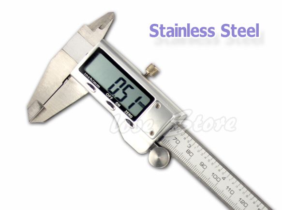how to read vernier caliper in english system