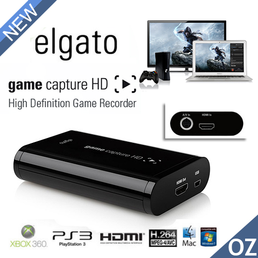 O-Capture-Elgato-Game-HD-PVR-TV-Recorder-XBox-PS3-PC-Mac
