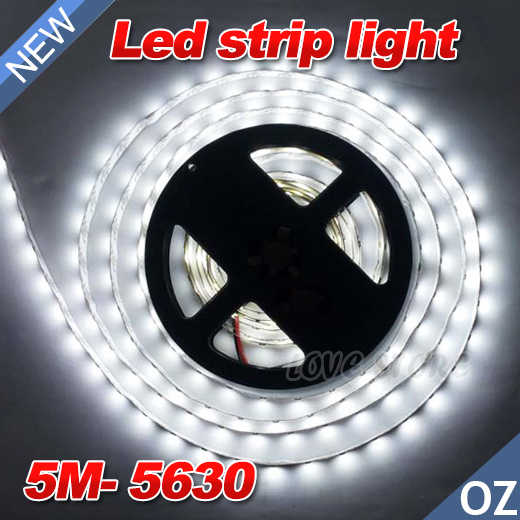 OZ-Bright-5M-5630-Strip-Lighting-Waterproof-LED-Strips