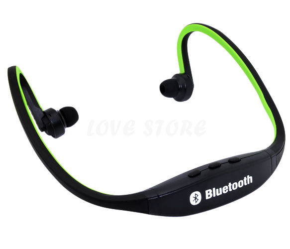 stereo wireless bluetooth headset headphones sport for iphone 4 5 6 7 plus ebay. Black Bedroom Furniture Sets. Home Design Ideas