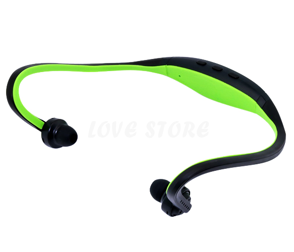 stereo wireless bluetooth headset headphones sport for. Black Bedroom Furniture Sets. Home Design Ideas