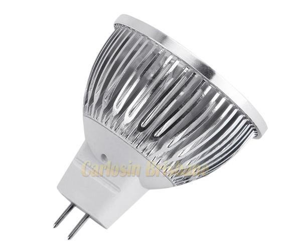 5 X MR16 LED 8W Dimmable Downlight Spotlight Globe Bulb